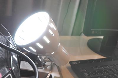 チャットレディで使う照明