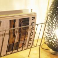 毎月雑誌の入れ替え